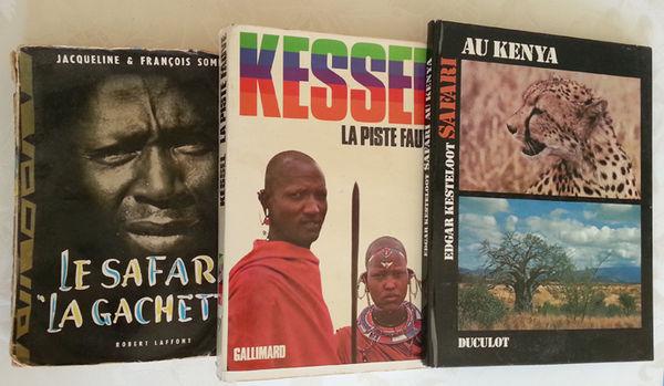 Fabuleux livres safaris Afrique de l'Est  59 Saint-Clair-sur-Galaure (38)