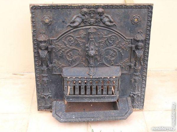 façade de foyer en fonte 200 Mazamet (81)