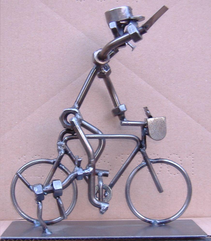 FACTEUR : Figurine de style Hinz ou Kunst 40 Clermont-Ferrand (63)