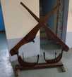 Fagoteuse, instrument ancien pour faire des fagots