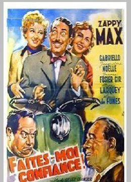 FAITES MOI CONFIANCE (1954 ) 0 Malo Les Bains (59)