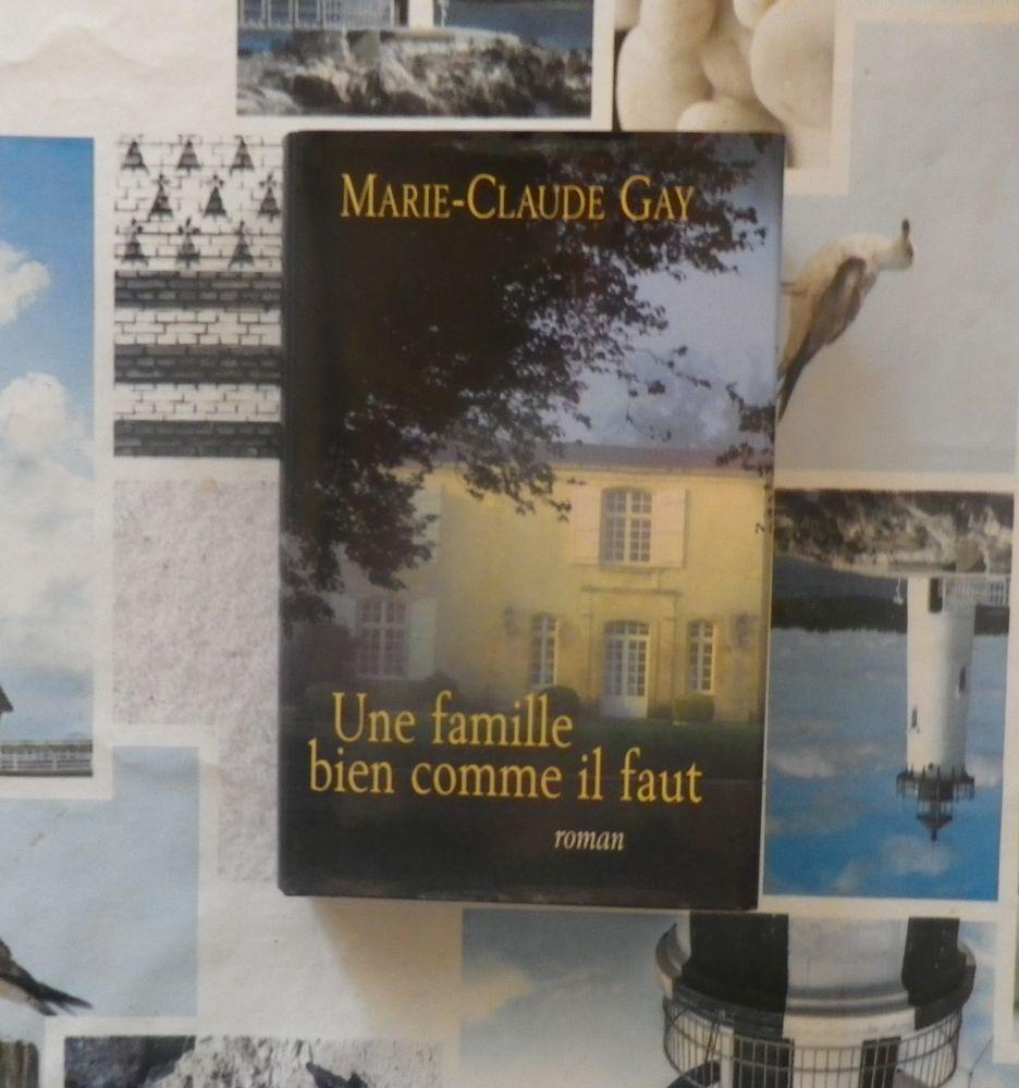 UNE FAMILLE BIEN COMME IL FAUT de Marie-Claude GAY France Lo 4 Bubry (56)