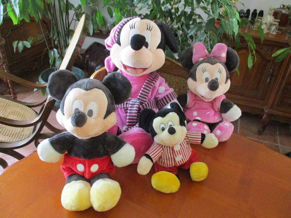 FAMILLE PELUCHE MICKEY 30 Pamiers (09)
