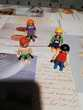 lot famille play mobil