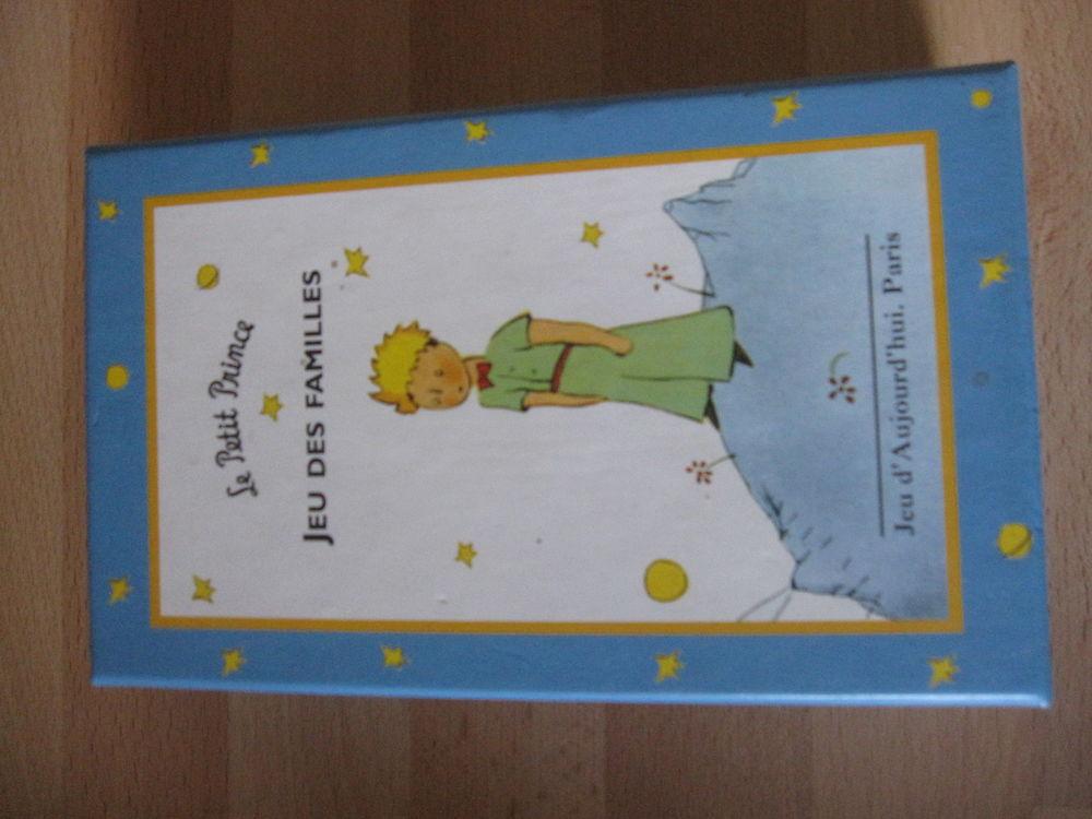 Le jeu des familles le petit prince 12 Saint-Jean-Pla-de-Corts (66)