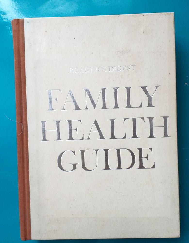 FAMILY HEALTH GUIDE - guide de santé familiale en anglais Livres et BD