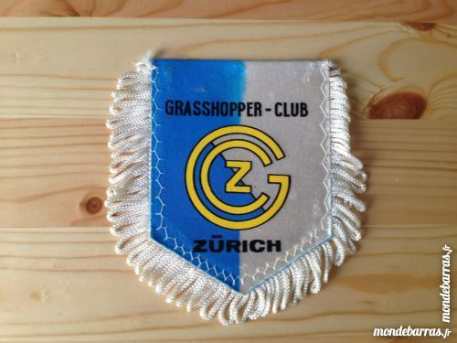 Fanion Football - Grasshopper Club Zurich (Suisse) Sports
