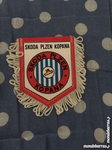 Fanion Football - Skoda Plzen Kopana (Rép Tchèque) 2 Dijon (21)