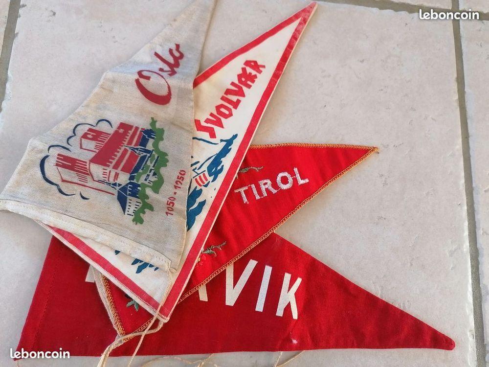 Lot fanion militaire Narvik WW2 60 Briey (54)