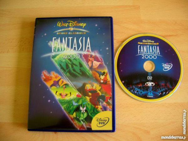 DVD FANTASIA 2000 - W. Disney N° 54 L'ORIGINAL 25 Nantes (44)