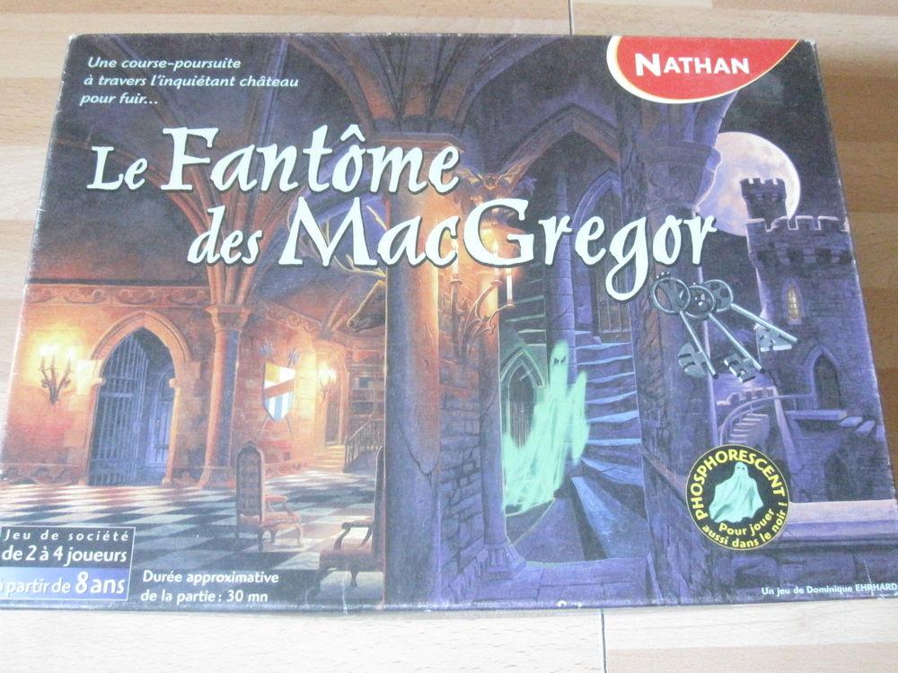 Le fantôme des mac gregor Jeux / jouets