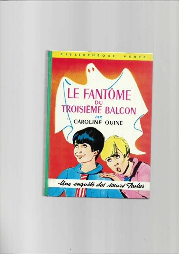 Le Fantôme Du Troisième Balcon n°345 de 1968 3 Saint-Jean-d'Angély (17)