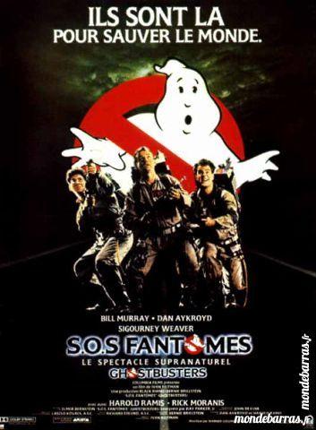 K7 Vhs: S.O.S Fantômes (345) 6 Saint-Quentin (02)
