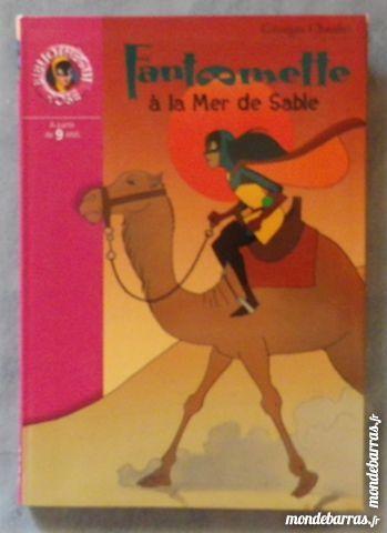 FANTOMETTE A LA MER DE SABLE BIBLIO ROSE SOUPLE 2 Attainville (95)
