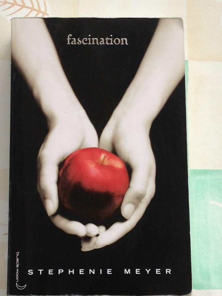 Fascination - STEPHENIE MEYER 11 Strasbourg (67)