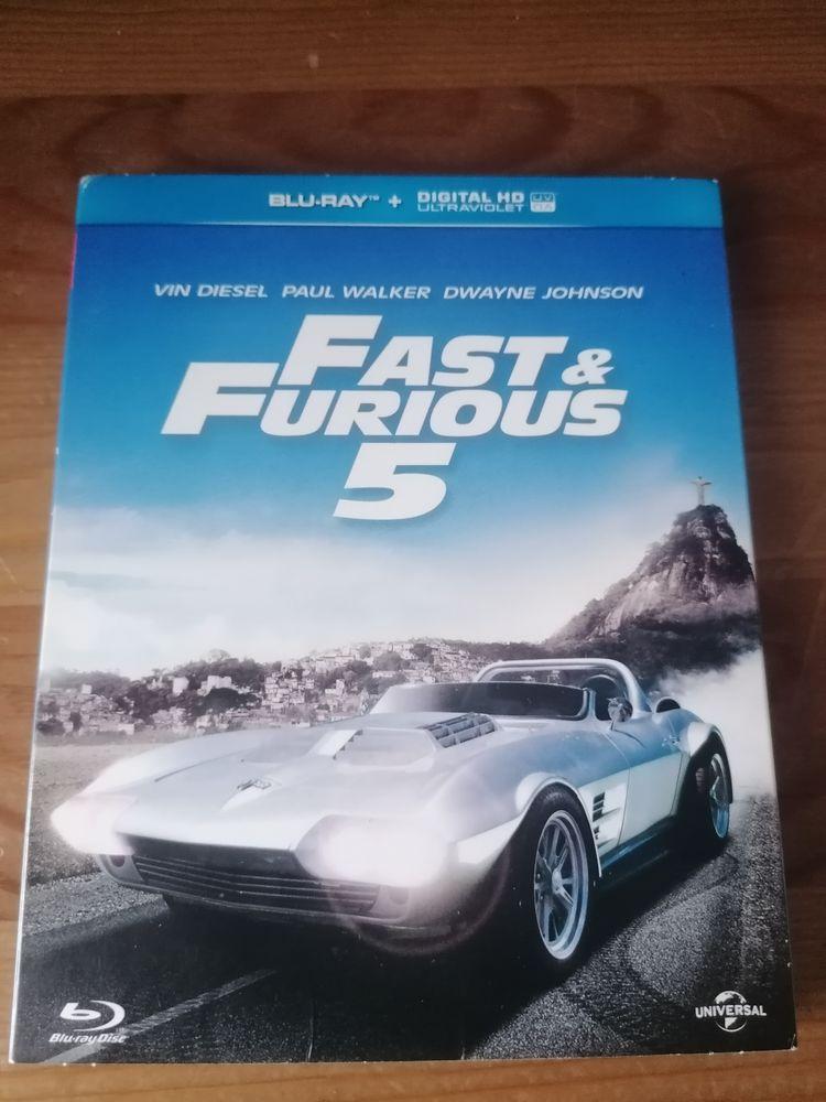 Blu -RAY Fast et Furious 5 3 Creil (60)