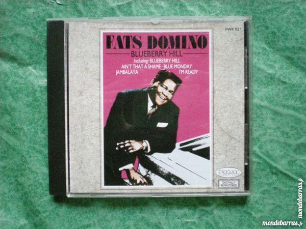 CD Fats Domino  « Blueberry hill » 4 Saleilles (66)