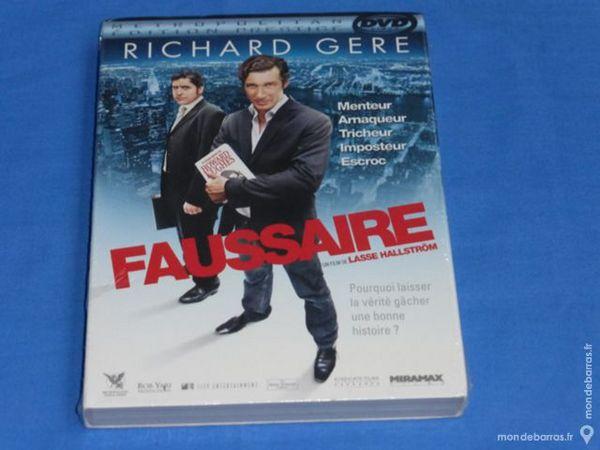 DVD FAUSSAIRE NEUF SOUS BLISTER 4 Créteil (94)