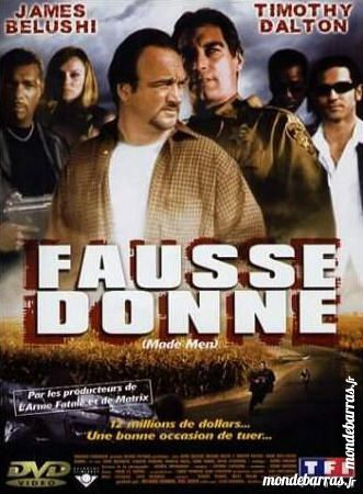 K7 Vhs: Fausse donne (357) DVD et blu-ray