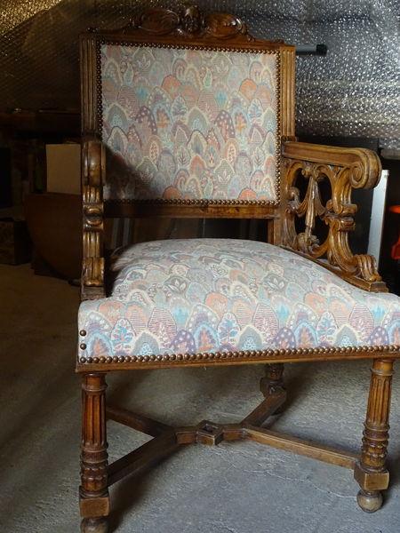 Achetez fauteuil ancien occasion annonce vente rumilly l s vaudes 10 wb1 - Fauteuil ancien d occasion ...