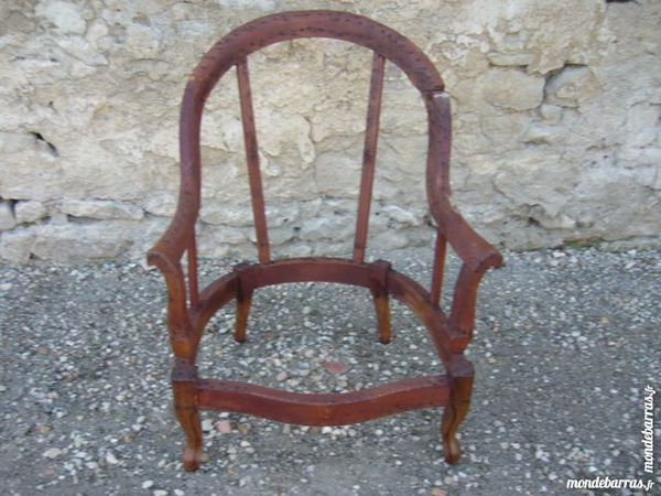 Fût de fauteuil ancien 40 Jarnac (16)