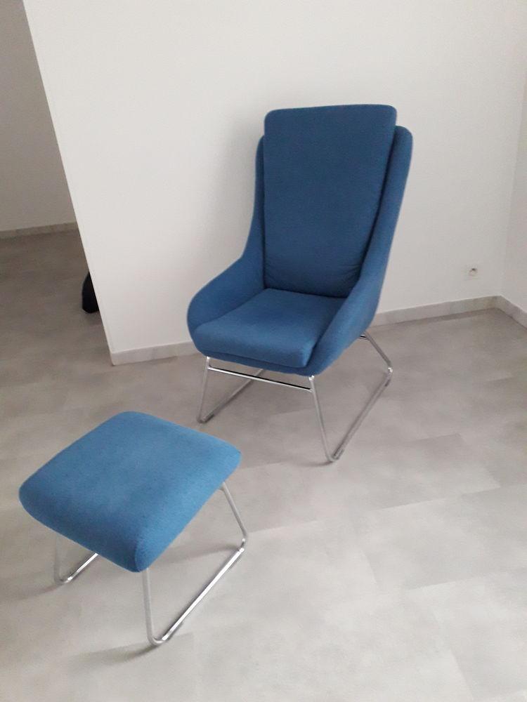 fauteuil avec son repose pieds 60 Albi (81)