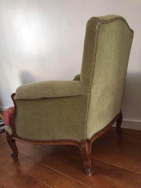 achetez fauteuil bergre occasion annonce vente malakoff 92 wb155712618 - Fauteuil Bergere Ancien