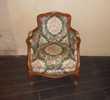 fauteuil bergère ancien de Style Louis XV Béziers (34)