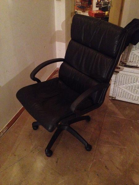 chaise de bureau occasion