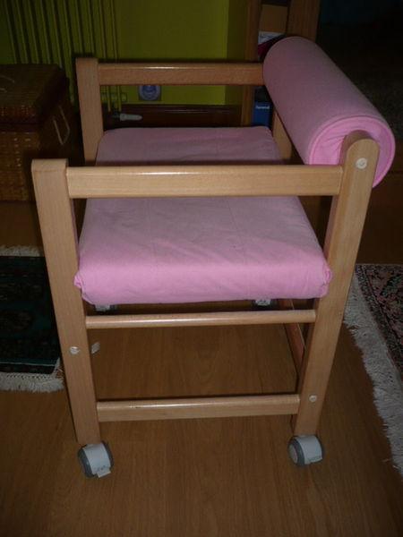 fauteuil de bureau enfant /ado de marque Vibel  50 Nantes (44)
