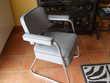 fauteuil de bureau industriel de style bauhaus Meubles