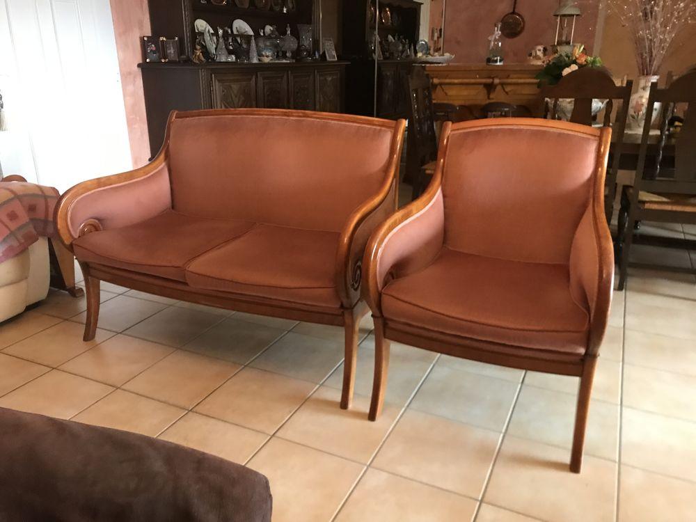 Fauteuil et canapé style Louis Philippe  200 Lourdes (65)