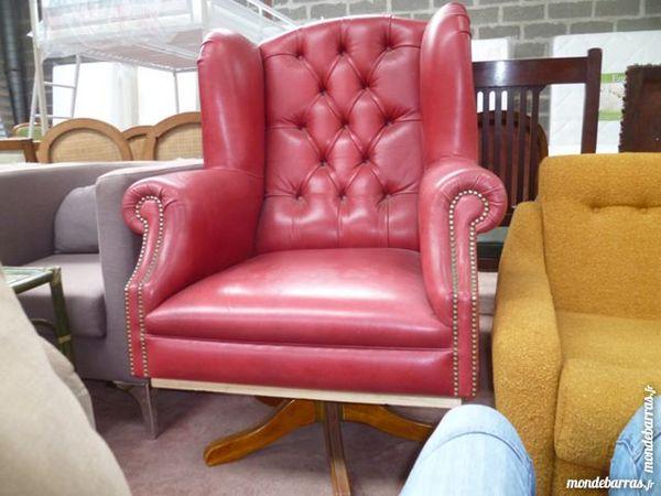Achetez fauteuil occasion annonce vente sartrouville - Fauteuil chesterfield occasion ...