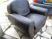 fauteuil club cuir véritable 180 Lanester (56)