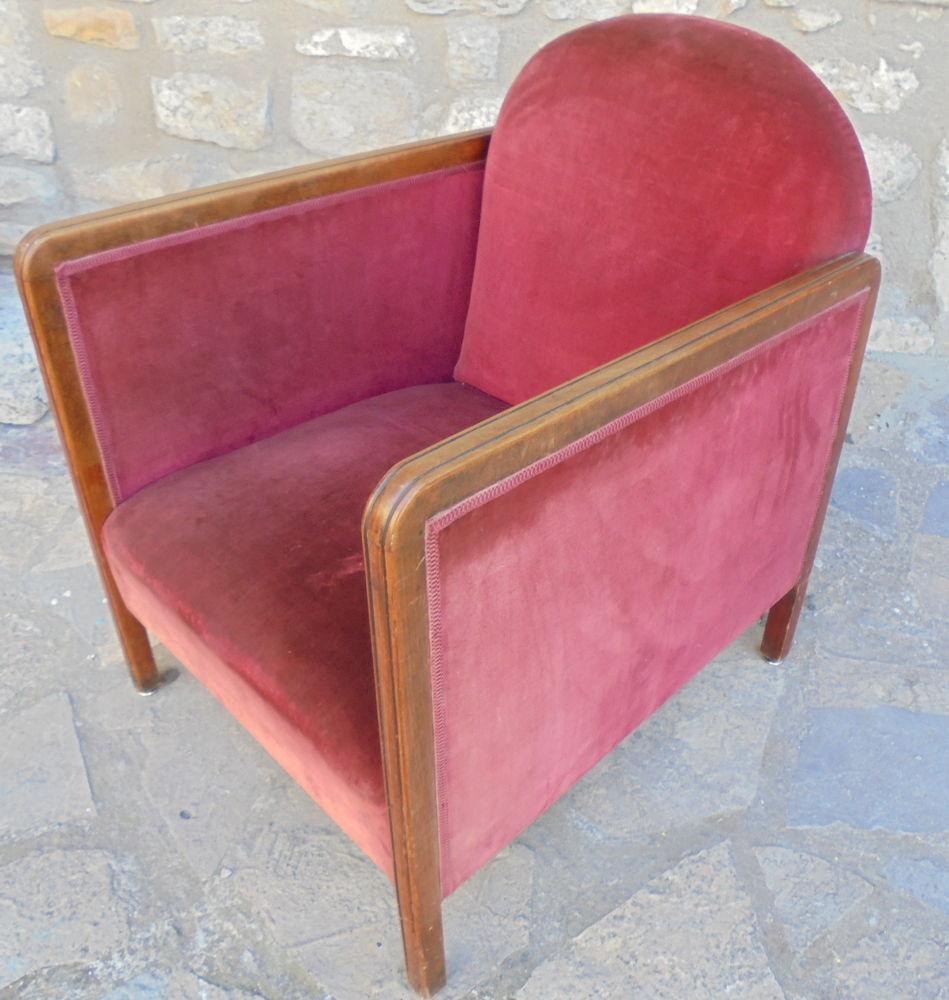 Achetez fauteuil club art unique collector annonce vente for Fauteuil club art deco