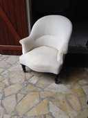 Un fauteuil crapaud ancien 80 La Teste-de-Buch (33)