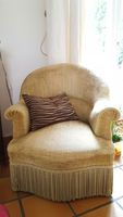 Fauteuil crapaud