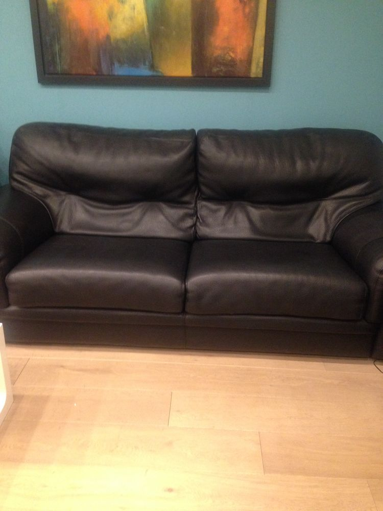 Fauteuil cuir buffle 3 places  300 Levallois-Perret (92)