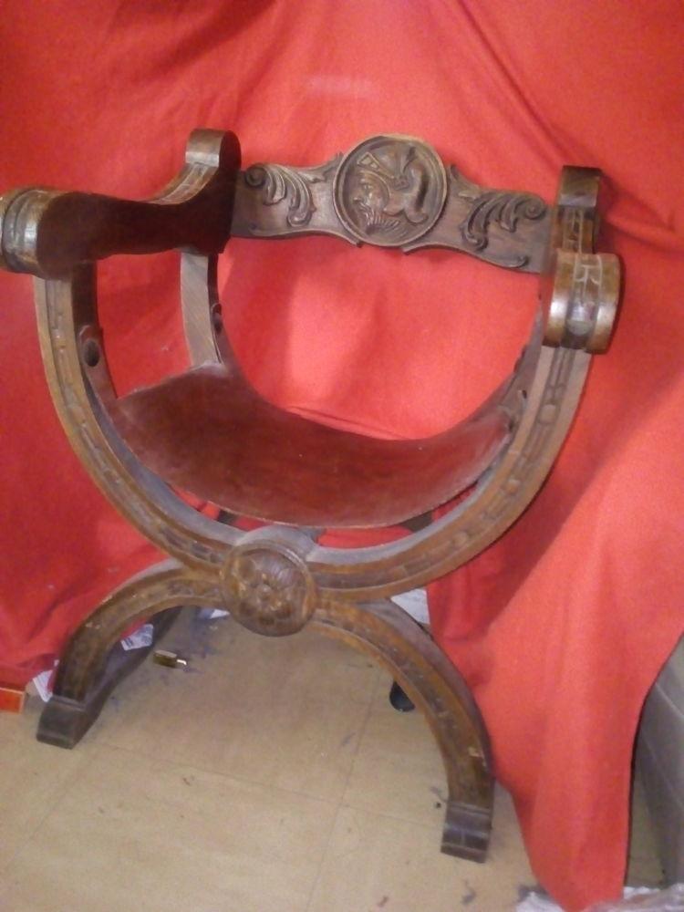 fauteuil curule occasion 120 Pennautier (11)