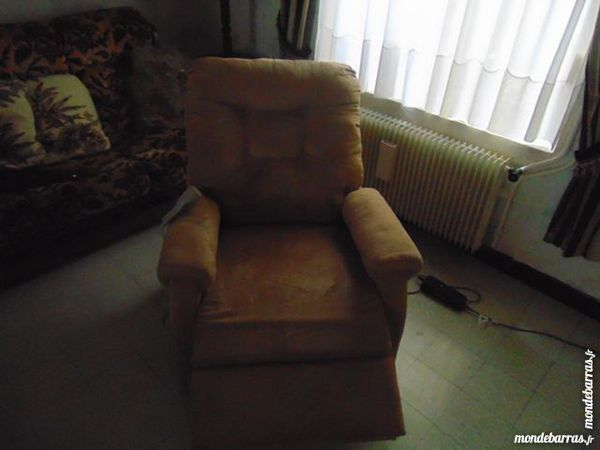 Fauteuil elect 150 Bourbourg (59)