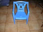 Fauteuil enfant de couleur bleue 5 Septèmes-les-Vallons (13)