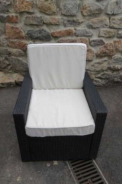 Achetez fauteuil exterieur occasion annonce vente carqueiranne 83 wb1526 - Fauteuil exterieur resine ...