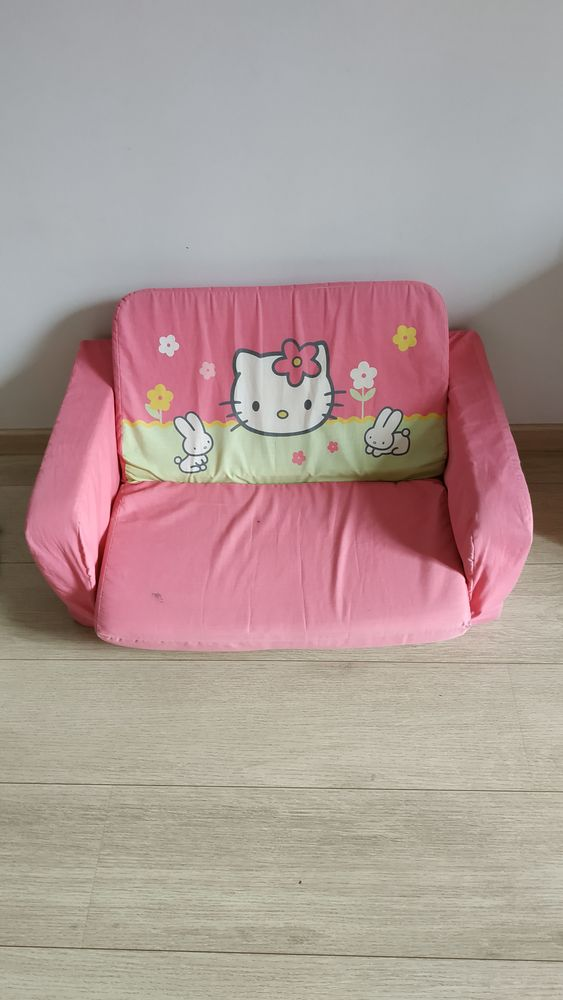 Fauteuil lit hello Kitty 15 Remy (60)