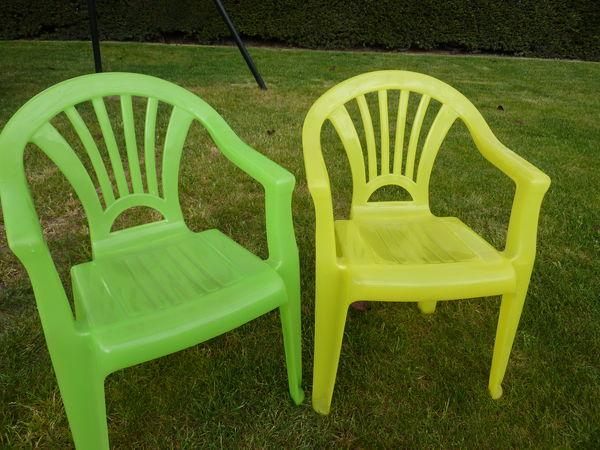 Achetez fauteuil de jardin occasion annonce vente aulnay sous bois 93 wb - Fauteuil de jardin enfant ...