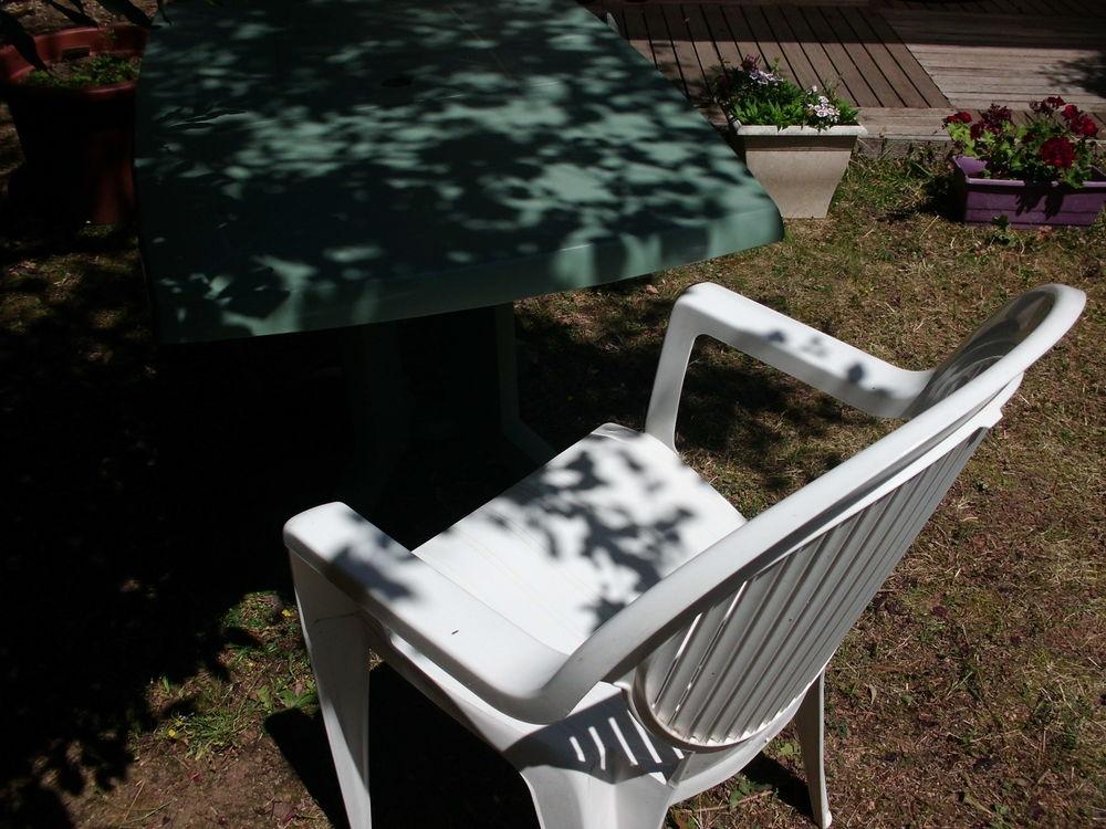 Fauteuil de jardin, terrasse, balcon 6 Nandy (77)