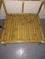 Fauteuil large en bambou 60 Lannion (22)