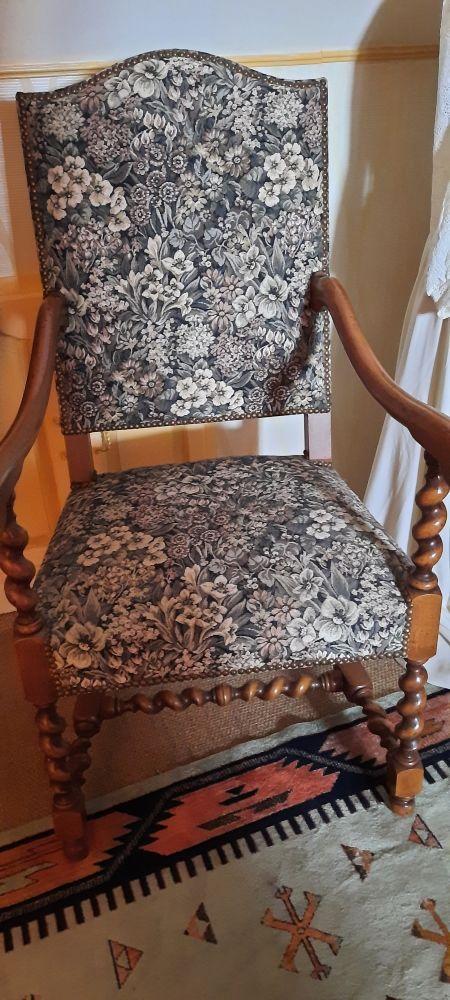 fauteuil Louis xv chêne 100 Caugé (27)