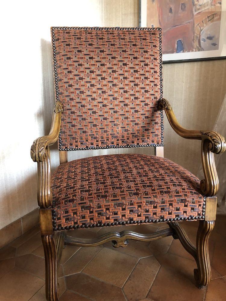 1 fauteuil Louis XIV en hêtre massif 80 Souffelweyersheim (67)