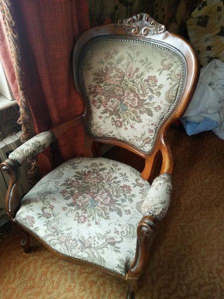 fauteuils louis philippe occasion dans le nord pas de calais annonces achat et vente de. Black Bedroom Furniture Sets. Home Design Ideas