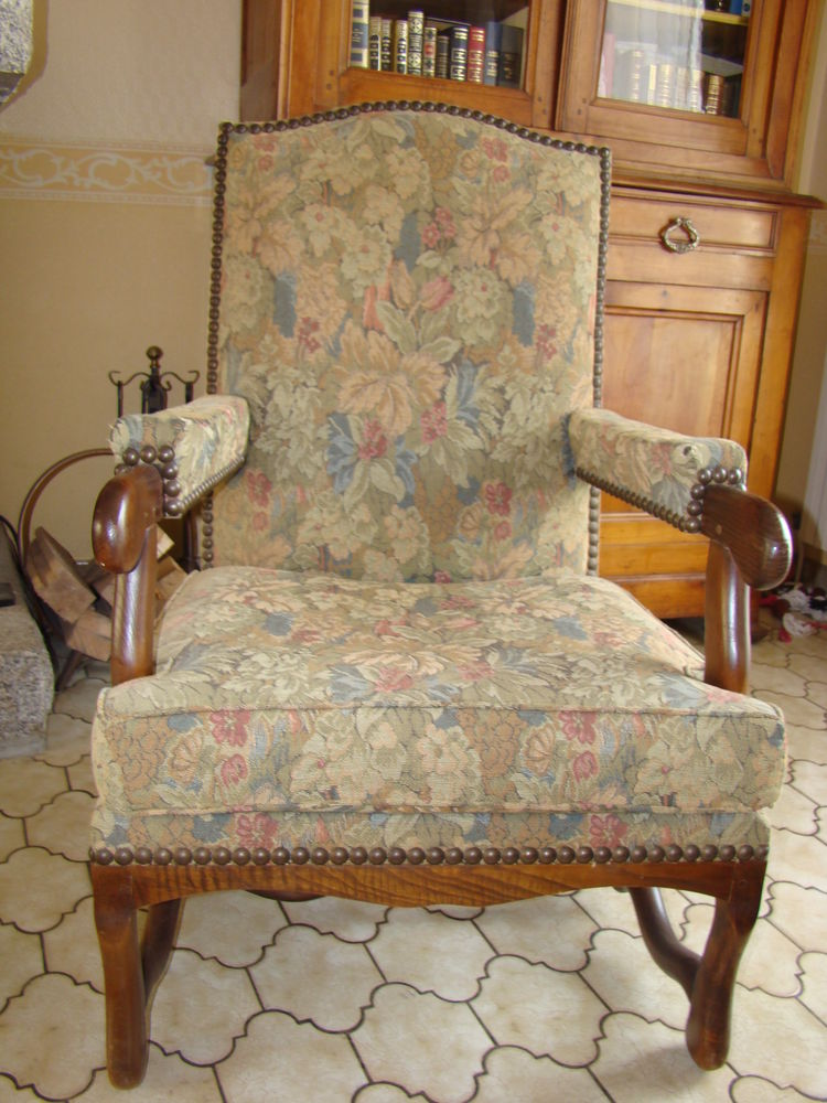 fauteuil Louis XIII 40 Vannes (56)